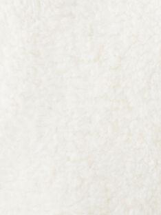 Cardigan sans manches beige  VANOAM / 20H1BGU1CSM003