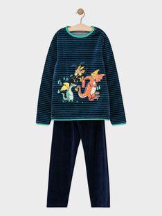 Blue Pajamas SEDRAGAGE / 19H5PGK4PYJ201