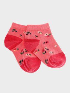 Cady rose Low socks SAPALETTE / 19H4PF31SOB305