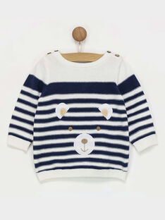 Navy Pullover RAGERAUD / 19E1BGD1PULC205