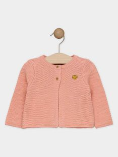 Peach Cardigan SAGIA / 19H1BF62CAR413