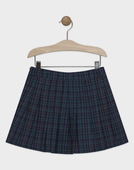 Navy Skirt SUNOMETTE / 19H2PFC1JUPC214