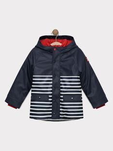 Navy Rain coat SACIRAGE / 19H3PG71IMP070