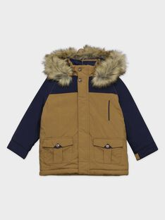 Light brown Parka SABESTAGE / 19H3PGF2PAR809