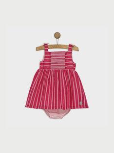 Rose Chasuble dress RATILDA / 19E1BFP1CHS309