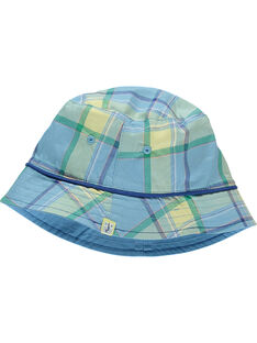 Greyish blue Hat RUBOBAGE / 19E4PGP1CHA205
