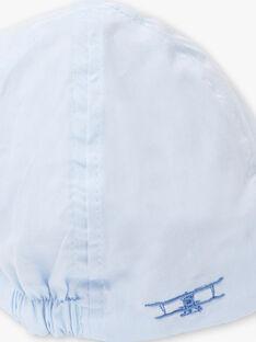 Casquette bleu ciel enfant garçon TIBORSAGE / 20E4PGJ1CHA020