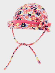Chapeau blanc à motifs RUNINON / 19E4BFN2CHA001