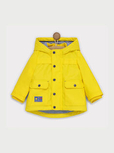 Yellow Rain coat RAELTON / 19E1BGC1IMP117
