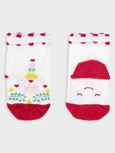 Chaussettes hautes bébé fille  TAINAYA / 20E4BFG1SOQ001