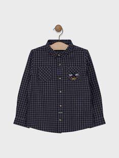 Navy Shirt SAMEAGE / 19H3PG41CHM070