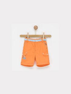 Orange Bermuda NAPAOLO / 18E1BGJ1BERE400