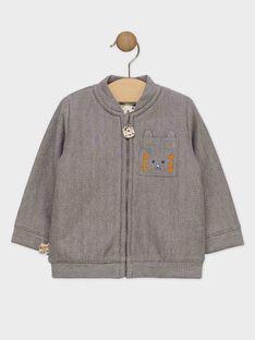 Brown Waistcoat SAROB / 19H1BGI2GIL821
