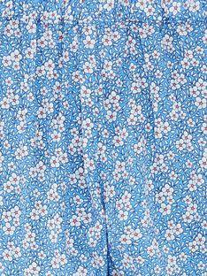 Pantalon Bleu ZUPATETTE1 / 21E2PFT1PANC208