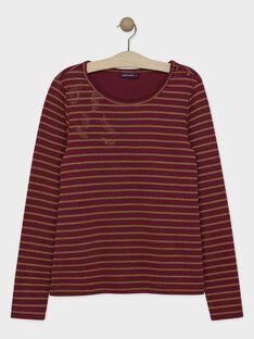 Red T-shirt SOIJEF / 19H2FFI1TMLF511