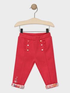 PETUNIA ROSE pants TABABOU / 20E1BFB2PAN310