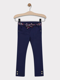 Navy pants SIFLOETTE / 19H2PF41PAN070