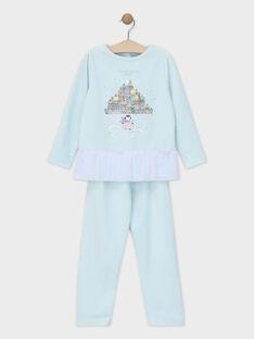 Pyjama Bleu SYRETTE / 19H5PFK3PYJC213