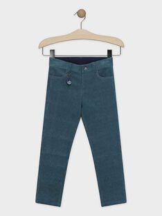 Lagoon blue pants SIMURAGE / 19H3PGN2PAN210