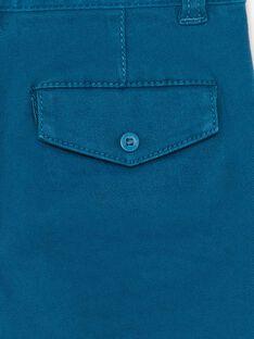 Pantalon vert à ceinture ZADRAKAGE / 21E3PGJ2PAN202