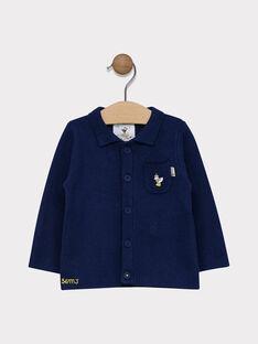 Navy Waistcoat SAFRANTZ / 19H1BG42GILC214