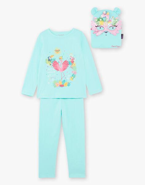 Pyjama Bleu ZEPYGETTE 2 / 21E5PFF2PYTC235