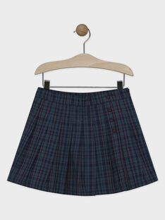 Navy Skirt SUNOMETTE / 19H2PFC1JUPC214