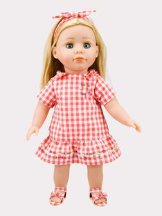 Pink Doll ROJULIETTE / 19EZENX1POED322