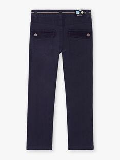Pantalon bleu doublé  VOFLAGE / 20H3PGY2PAN713