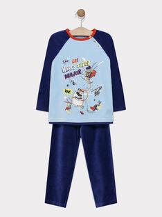 Blue sky Pajamas SEHEROAGE / 19H5PG52PYJ020