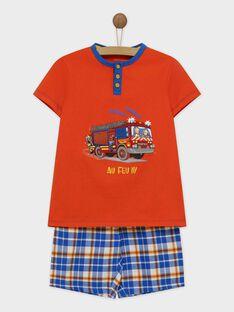Pyjama rouge RECHEAGE / 19E5PGJ4PYJ330