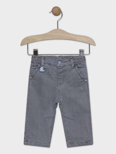Grey denim Jeans SAOTELLO / 19H1BGE1JEAK004