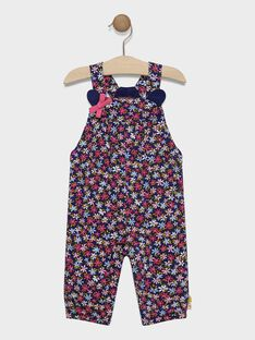 Navy Overalls SAEMY / 19H1BF41SAL070