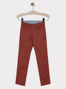 Red pants SAETAGE / 19H3PG21PANF519