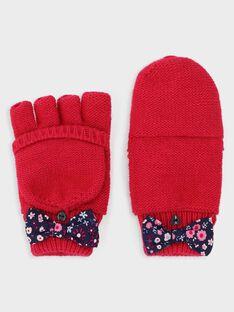 Fushia Gloves TEROETTE / 20E4PFC1GAN304
