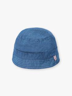 Chapeau Bleu marine ZABOBAGE / 21E4PGJ1CHA721