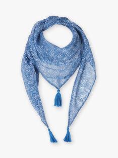 Echarpe Bleue ZUROETTE / 21E4PFT1ECHC208