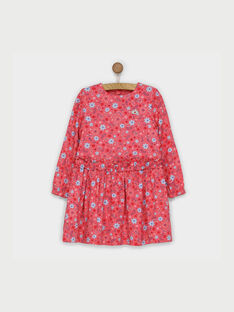 Old rose Dress RABYVETTE / 19E2PF41ROB303
