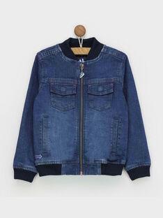Blue denim Jacket REDRAGE / 19E3PGC1BLO704