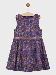 Purple Chasuble dress SODAVETTE / 19H2PF61CHS712