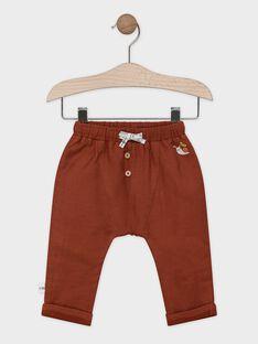 Red pants SABERTIN / 19H1BG21PANF519