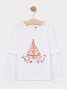 Dark off white T-shirt SOIVETTE / 19H2PFI1TML003