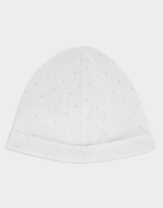 Off white Newborn cap RYGOLO / 19E0AMI1BNA001