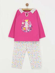 Fushia Pajamas REJALETTE / 19E5PF73PYJ304