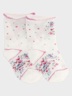Off white Socks SANTA / 19H4BFE1SOQ001