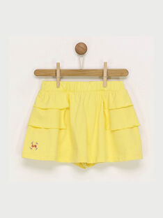 Yellow Skirt RADUDETTE 2 / 19E2PFL2JUP010