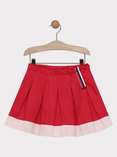 Fushia Skirt TEPOIETTE / 20E2PFC2JUP304