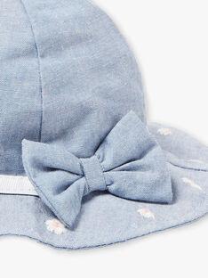 Chapeau Bleu marine ZAPATIENCE / 21E4BFT1CHA721