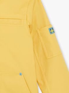 Ciré jaune à capuche ZACIRAGE / 21E3PGM3IMPB114