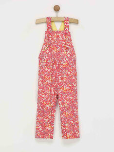 Pink Overalls RADAPHNE / 19E1BF61SALD301